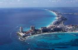 MEXIQUE - Yucatan Zone hôtelière de Cancun