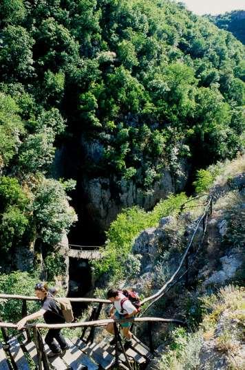 BULGARIE Dans les gorges de Negovanka, vers Troyan
