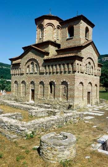 BULGARIE Eglise de Veliko Turnovo