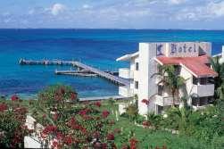 MEXIQUE - Yucatan Hôtel d'Isla Mujeres