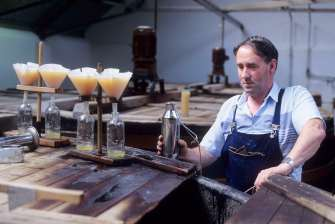 ECOSSE Contrôle de la fermentation de l'orge à la distillerie Cardhu