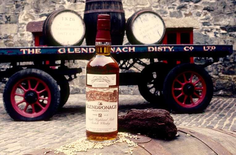 ECOSSE A la distillerie Glendronach