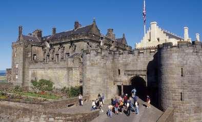 ECOSSE Château de Stirling