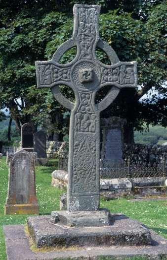 ECOSSE - Islay Croix de Kildalton