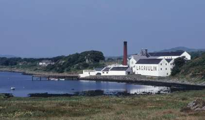ECOSSE - Islay Distillerie Lagavulin
