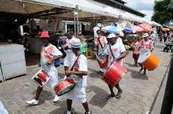 BRESIL - Salvador da Bahia Au marché Sao Joaquim