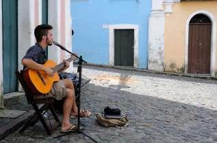 BRESIL - Salvador da Bahia Dans le Pelourinho