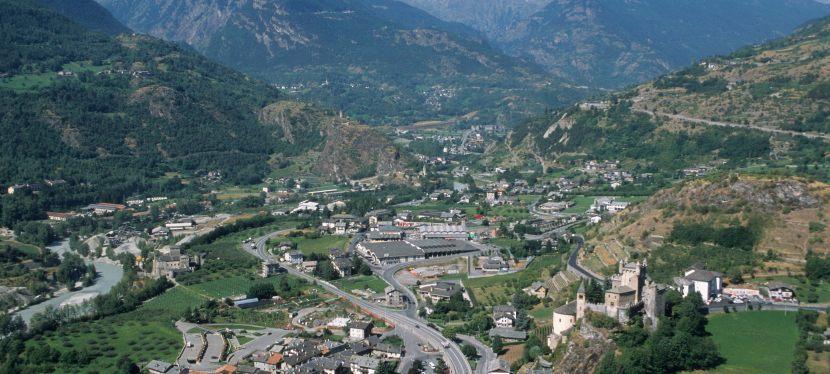 Les vallées d'Aoste