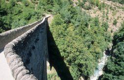 ITALIE - Val d'Aoste Val de Cogne Pont romain de Pondel