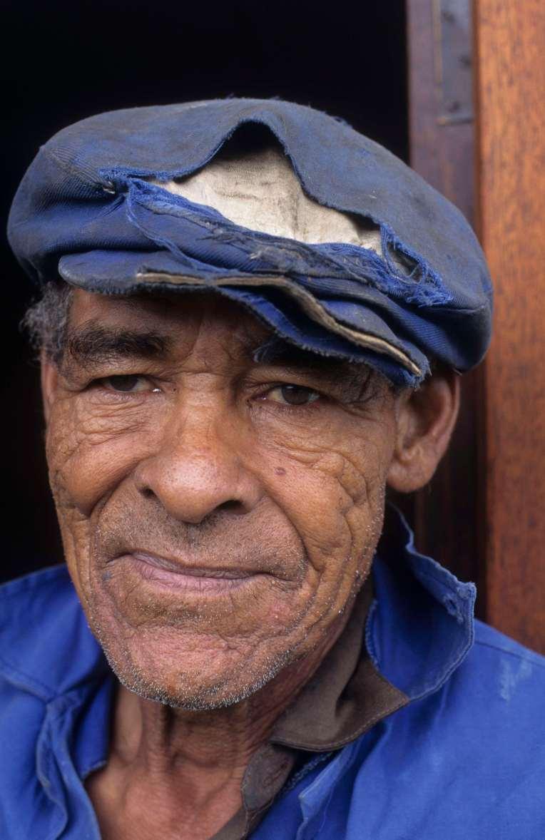 AFRIQUE du SUD Agriculteur à Suurbraak dans le Karoo