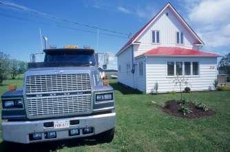 CANADA Nouveau-Brunswick Le rêve américain à Caraquet (Acadie)