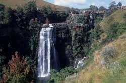 AFRIQUE du SUD Drakensberg Les chutes de Lisbonne