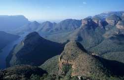 AFRIQUE du SUD Drakensberg Blyde River Canyon