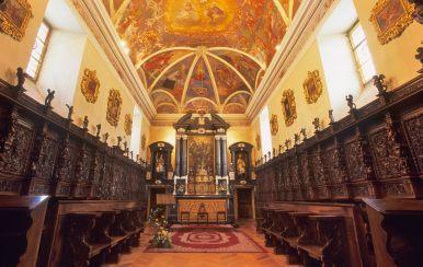 ITALIE - Val d'Aoste Chapelle de l'hospice du Grand Saint-Bernard