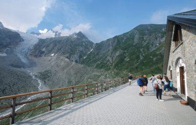 ITALIE - Val d'Aoste Val Ferret Refuge Elena