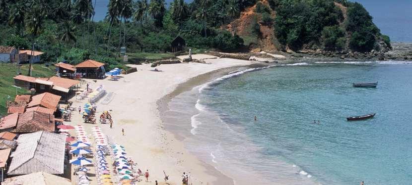 Salvador da Bahia de plage enplage