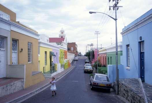 AFRIQUE du SUD Le Cap Quartier Malais