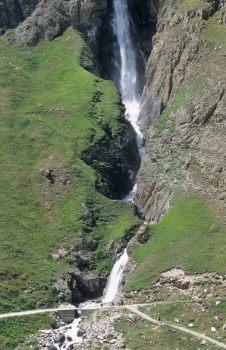 ITALIE - Val d'Aoste Val de Rhêmes Cascade de Goletta