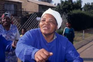 AFRIQUE du SUD Eglise chrétienne Zion à Soweto