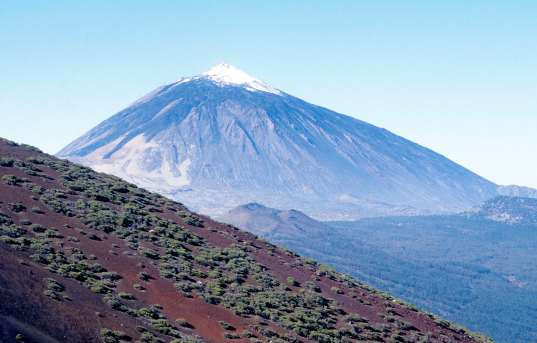 Le Teide (3717 m)