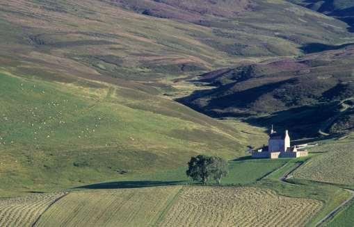 ECOSSE Paysage des Highlands