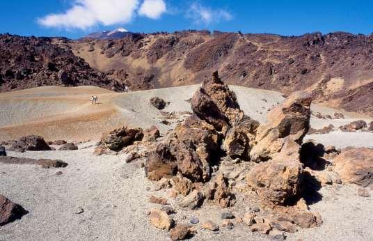 Parc nat. de las Canadas des Teide