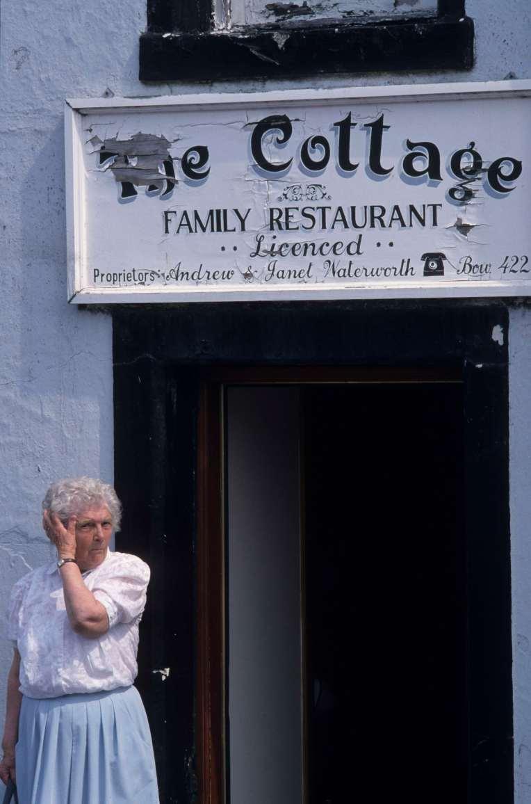 ECOSSE - Islay Restaurant familial à Bowmore