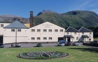 ECOSSE Distillerie Ben Nevis