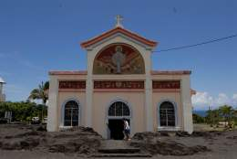 LA REUNION Eglise de Ste-Rose