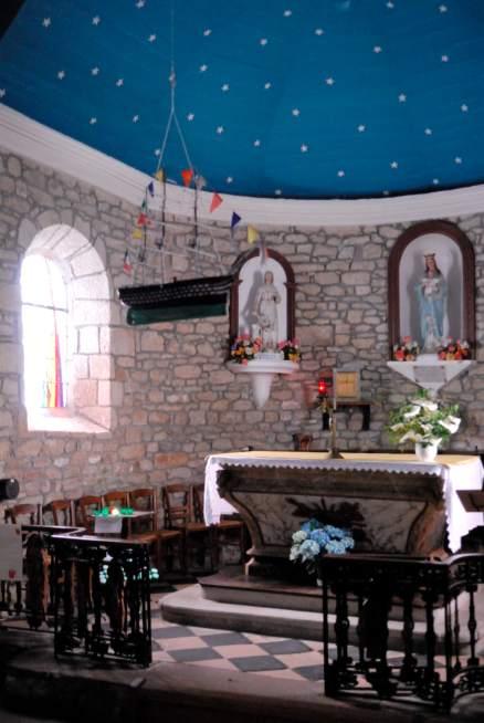 MORBIHAN St-Pierre-de-Quiberon Portivy Notre-Dame de Lotivy