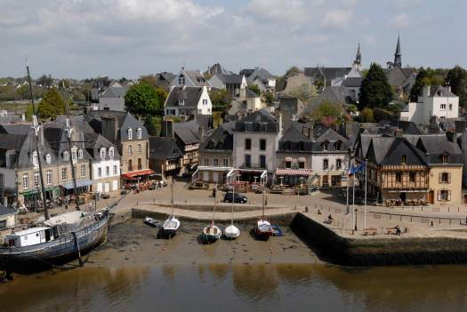 MORBIHAN Auray Port de St-Goustan