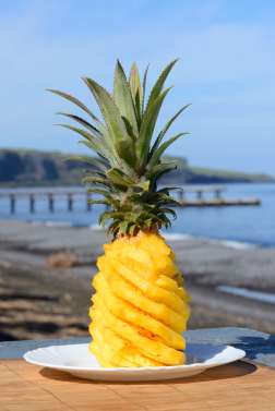 LA REUNION Ananas Victoria