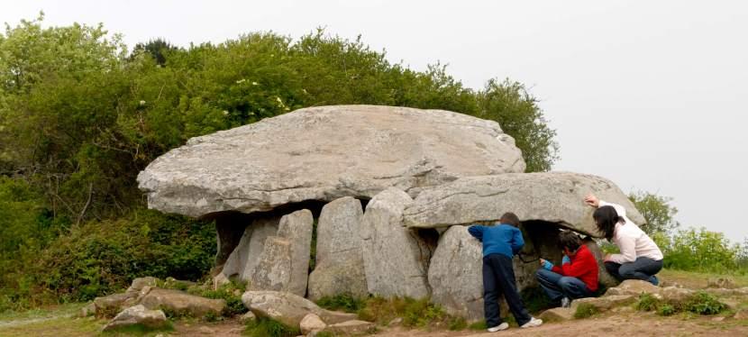 La route de la préhistoire dans leMorbihan