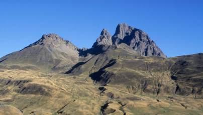 Vallée d'Ossau Autour du Pic du Midi d'Ossau