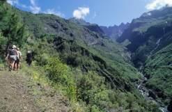 LA REUNION - Cilaos Sentier de randonnée