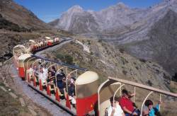 Vallée d'Ossau Petit train d'Artouste