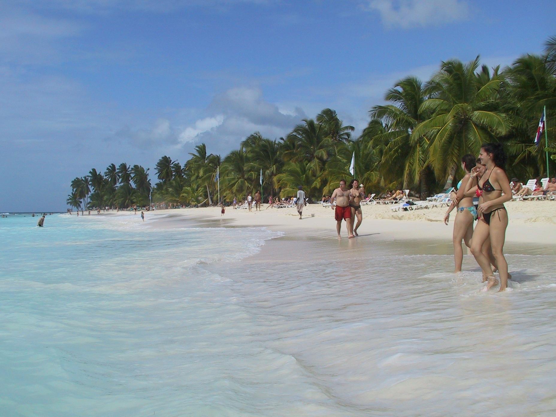 LA REPUBLIQUE DOMINICAINE Île de Saona
