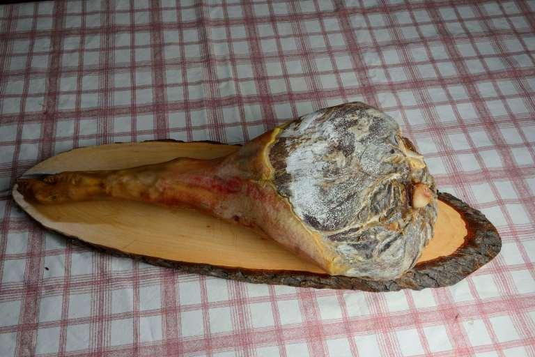 Jambon sec des Ardennes