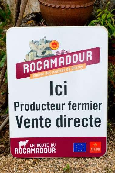 LOT Le Rocamadour