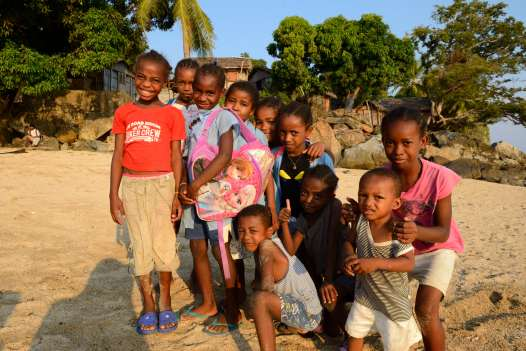 MADAGASCAR Nosy Komba