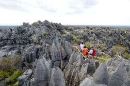 MADAGASCAR Tsingy de l'Ankarana
