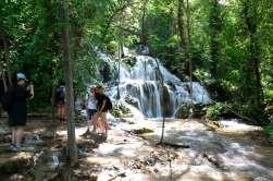 CROATIE - Parc national de Krka Cascades de Stradinski Buk