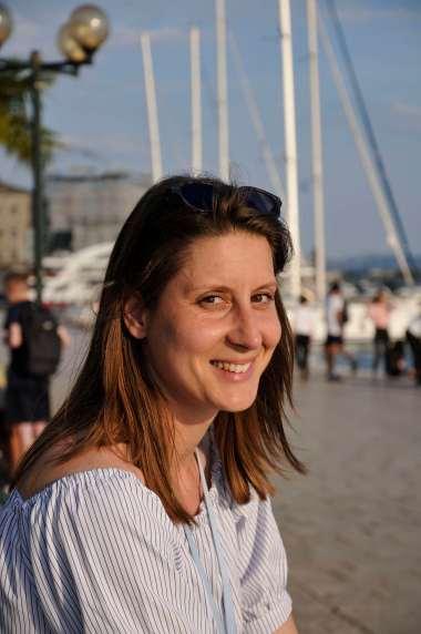 CROATIE - Sibenik Tina Bilus, guide francophone