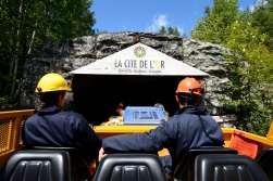 QUEBEC - Val d'Or Cité de l'Or