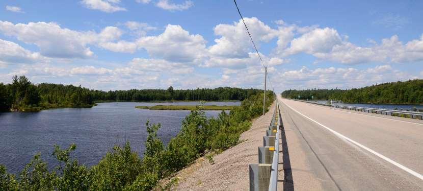 Québec : la route desexplorateurs