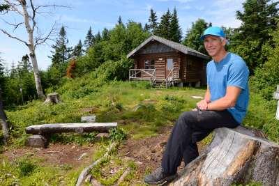 QUEBEC - Parc régional de la Montagne du Diable Christian Parent, directeur du parc