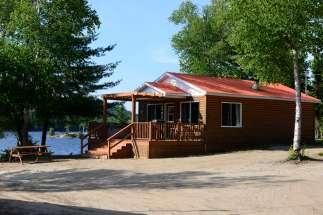 QUEBEC - Ferme-Neuve Lac Baskatong Au Rabaska Lodge