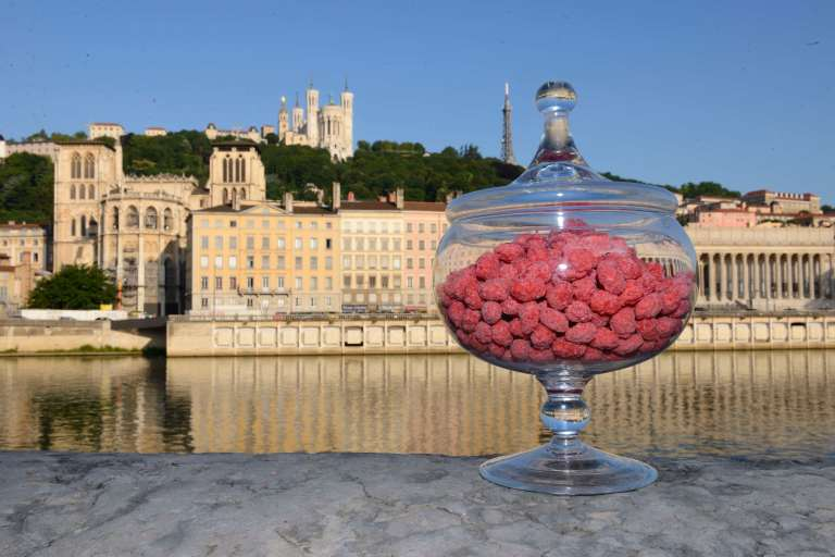 Pralines roses de Lyon