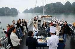 VIETNAM - Baie d'Halong Cours de cuisine