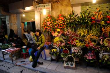 VIETNAM - Hanoï Au quartier des 36 rues